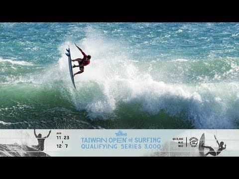 Taiwan Open of Surfing QS3000 - Day 2