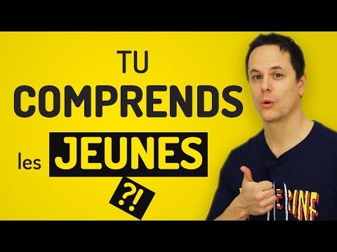 Langage des Jeunes Français: TOP 11 des Expressions à Connaître! (2021) 🤩