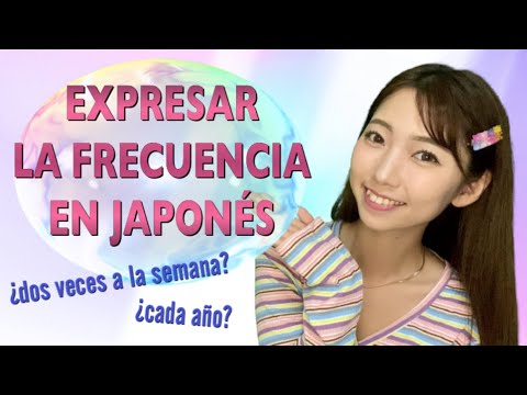 【lección de japonés】La guía definitiva para expresar la frecuencia en japonés