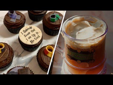 Harry Potter Inspired Sweet Treats! ? Tasty Recipes