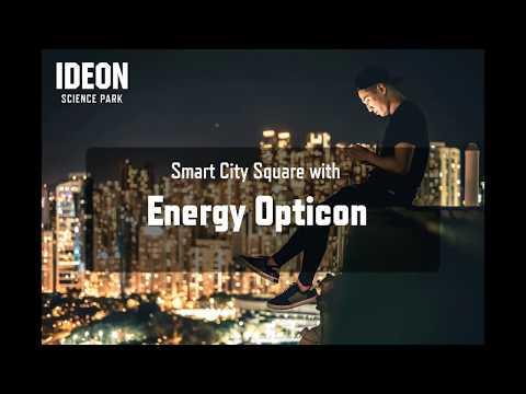Smart City Square Energy Opticon 20171108