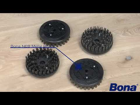 Bona FlexiSand 1.9 NEB Brushing System