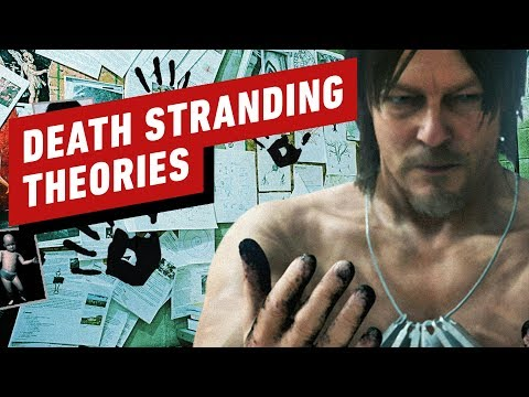 OPINION: Death Stranding Won't Be as Fun as Death Stranding Theories - UCKy1dAqELo0zrOtPkf0eTMw