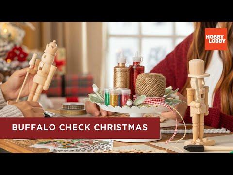 Buffalo Check Christmas | Hobby Lobby®