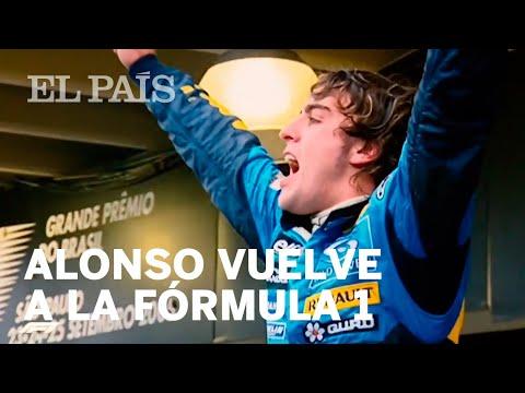 Vidéo de Fernando Alonso