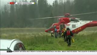 Weather Events 2019 - Lightning strikes kills four, injures 100 (Poland) Sky News - 23rd August 2019