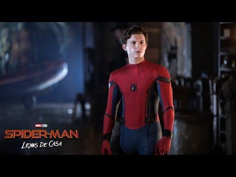 SPIDER-MAN: LEJOS DE CASA. En cines 5 de julio.