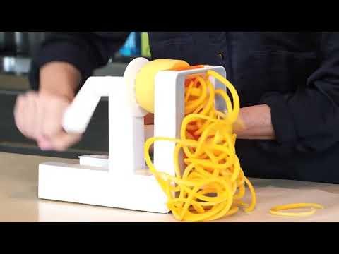 Spiralizer grönsakssvarv – SmartaSaker.se