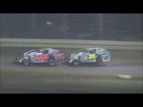 @SharonSpdwy Russ King Memorial Big Block Modified Feature - dirt track racing video image