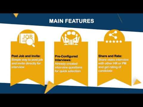 QuikHiring App - Jobs, Video CV & Online Interview