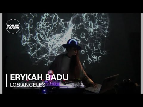Erykah Badu Boiler Room Los Angeles x Low End Theory DJ Set - UCGBpxWJr9FNOcFYA5GkKrMg