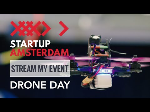 Drone Day Amsterdam - FREESTYLE - TINY DRONE RACING - Part of Nerderlands photo