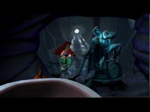 The Little Mermaid Ride ORIGINAL CONCEPT from DISNEY DVD - UCFMMZaRLdHrsgJJBgywz7RA
