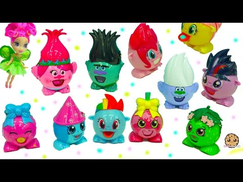 My Little Pony , Poppy and Branch Trolls, Shopkins Radz Round Candy Toys Video - UCelMeixAOTs2OQAAi9wU8-g