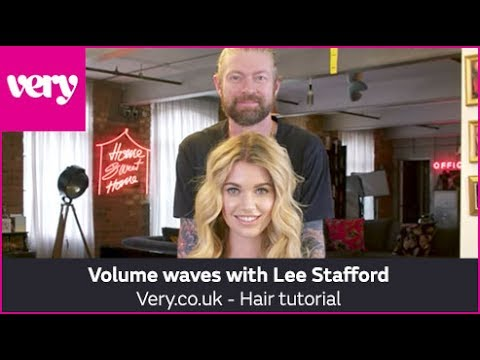 very.co.uk & Very Discount Code video: How to Create Thick, Bouncy Curls with Lee Stafford | Very Beauty