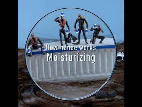 05 nanoe Technology Moisturizes