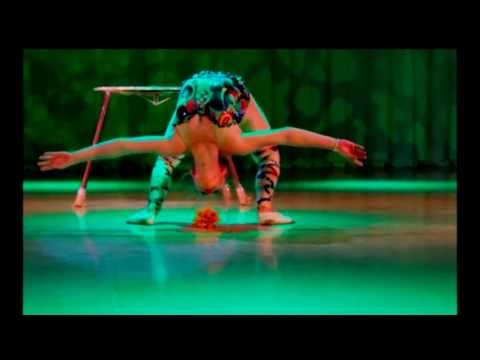 Bendy Contortion Girl