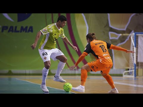 Palma Futsal - Burela FS Jornada 17 Temp 20 21