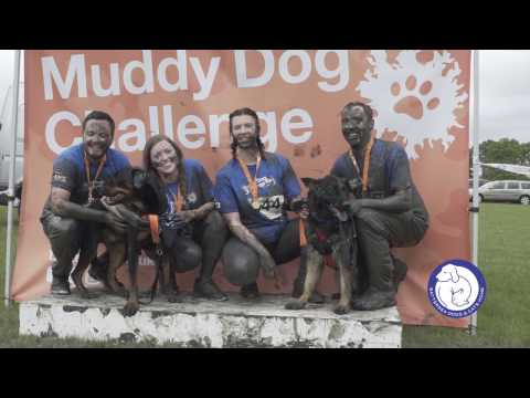 Sign up for the Muddy Dog Challenge 2017