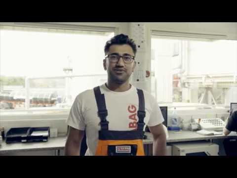 STRABAG Karriere - Deine Ausbildung als Asphalttechniker/Asphalttechnikerin