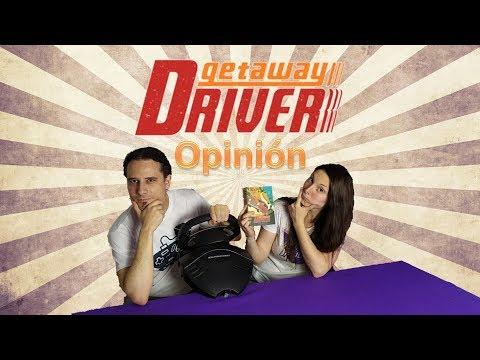 Getaway Driver - Opinión - Yo Tenía Un Juego De Mesa TV #41