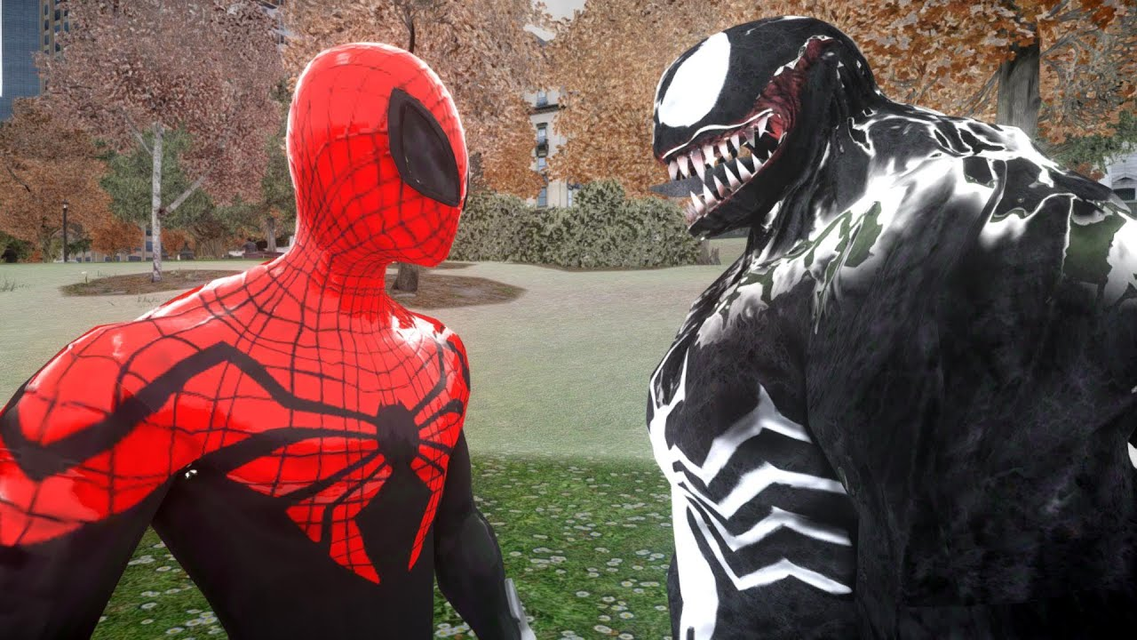 spiderman vs venom - superior spider-man | fpvracer.lt