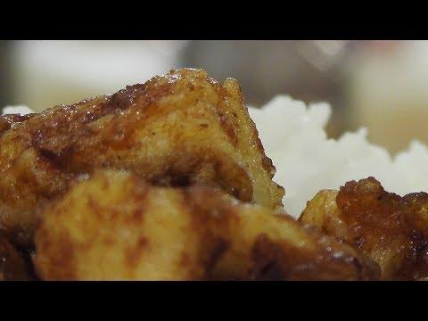 Кусочки куриного филе в пряном соусе видео рецепт