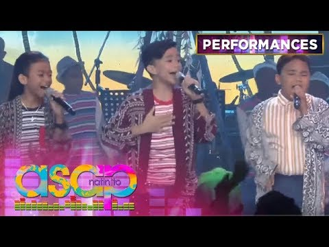 TNT boys sings 'Superhero' | ASAP Natin 'To