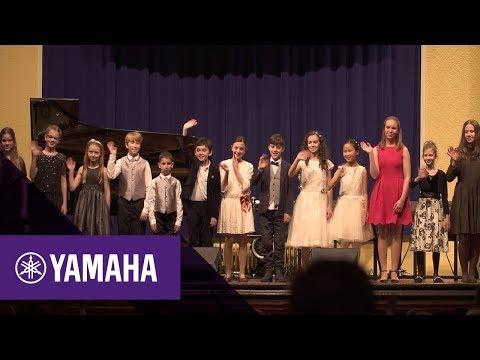 European Junior Original Concert 2018 in Hamburg    Yamaha Music
