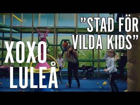XOXO Luleå: Avsnitt 4 - Stad för vilda kids