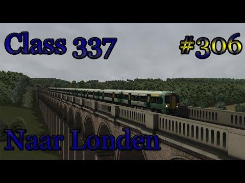 Met de Class 337 naar London - Train Simulator #306