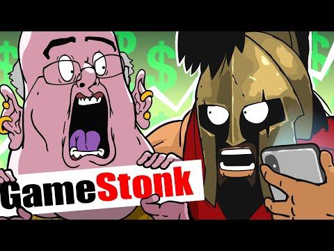 300 GameStop GameStonks