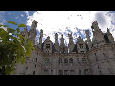 Loiredalens vackra slott och ljuva druvor - Gone Camping