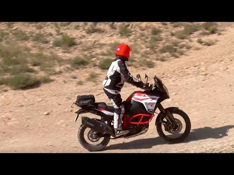 Motosx1000 : Con la KTM 1290 Adventure R en el Nómada Tour