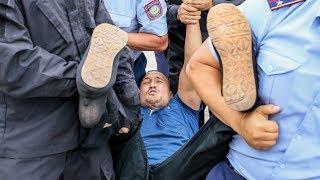 Протесты Казахстане дело