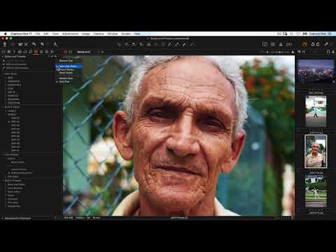 Styles and Presets | Tutorial | Capture One