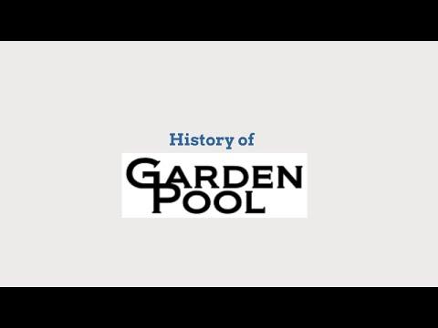 History of Garden Pool