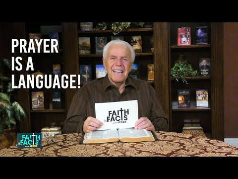 Faith the Facts:  Prayer Is A Language!  Jesse Duplantis