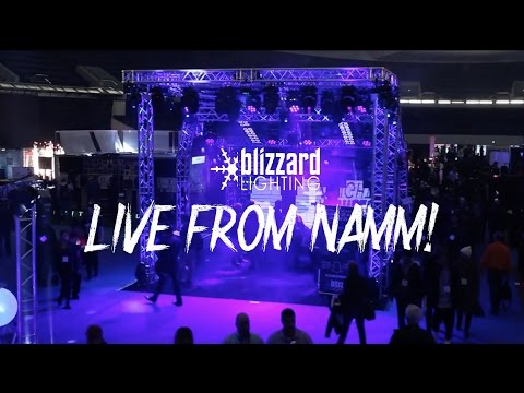 Live from NAMM '17!