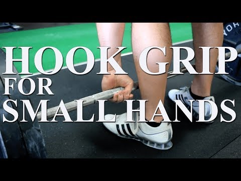 The Hook Grip - how to set up with shorter fingers - UC5FaqTBy0c1jlRUHKu4SuXQ