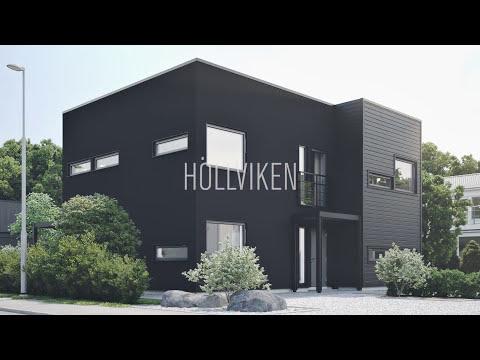 Höllviken - ny husmodell från Myresjöhus