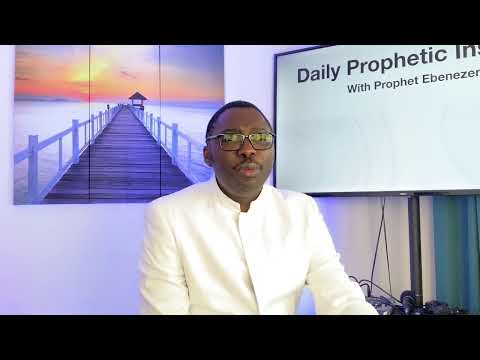 Prophetic Insight Aug 13th, 2021