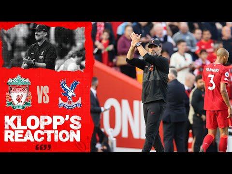 Klopp's reaction: Performance, Mane's milestone & Konate