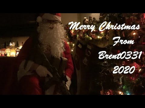 Merry Christmas from the Brent0331 Youtube Channel!