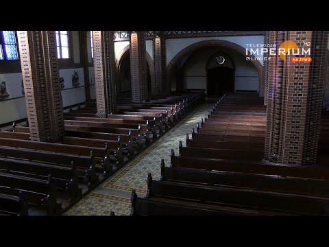 Zamknięte kościoły, msze bez wiernych