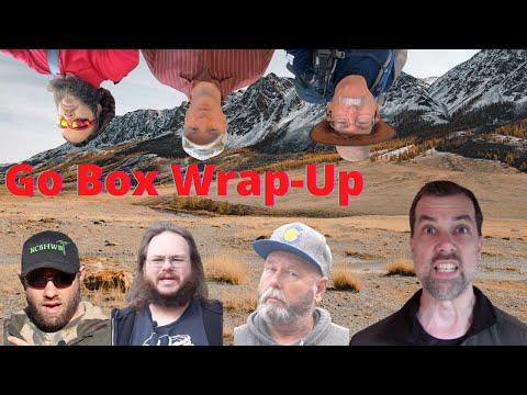 Ham Nuggets Live! - Go Box Theme Night Wrap Up