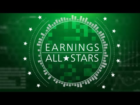 This Week's 5 Hottest Earnings Charts