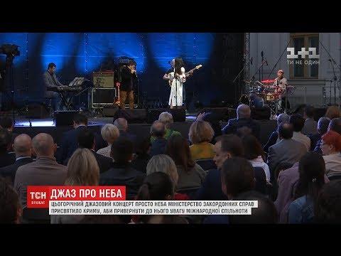 У Києві просто неба для кримчан грала