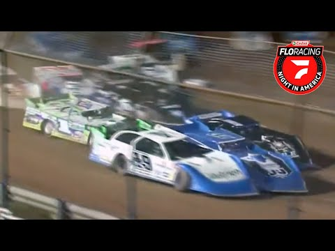 Castrol FloRacing Night in America Feature | Tyler County Speedway 4.15.2021 - dirt track racing video image
