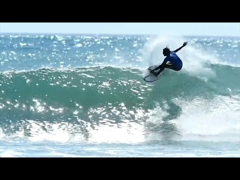 Sri Lanka: Surfers ride the waves in competition   AFP